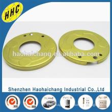 OEM round hole brass flange forming machine