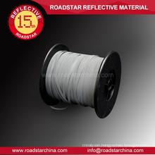 Saleable manufacturer safety reflective yarn