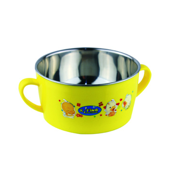300 ml Stainless Steel Bowl With Handle Without Lid