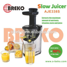 2014 hot stainless steel slow juicer