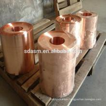 Red Cu-of Copper Plate (C1100 C11000 C10200) Copper Sheet