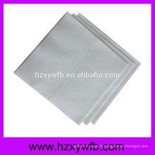 Serviettes de lin de serviette de comprimé d'une seule serviette pour des serviettes de restaurant pour le découpage