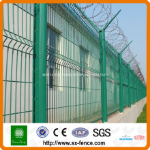 Galvanized steel fence post factory