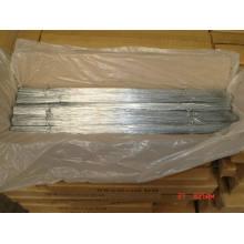 Fio de corte galvanizado 0,8 mm para encadernação na construção