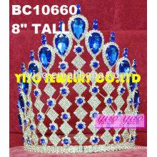 Partie tiara garçon couronne les enfants princesse tiare