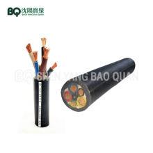 Flexible Power Cable for Tower Crane