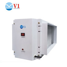 Air duct sterilization air purifier dust removal