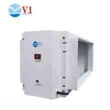 Esterilización de conductos de aire purificador de aire eliminación de polvo
