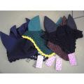 Custom Hand Crochet Horse Fly Ear Bonnet Mask Veils