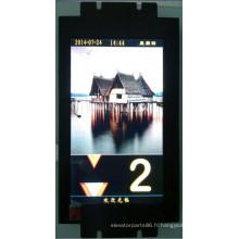 Ascenseur, écran LCD, ascenseur Ture couleur affichage (CD600)