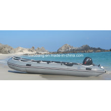 Barco De Pesca Inflatable Fishing Boat Carrying Boat