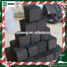 Carvão vegetal personalizado do shisha do coco da caixa para o cachimbo de água