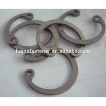 Din6799 стальное стопорное кольцо, стопорное кольцо DIN471 с наружными стопорными кольцами