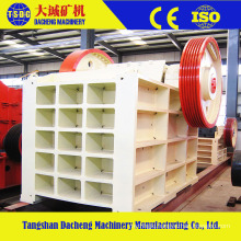 Dacheng with 20 Years Experience Jaw Crusher