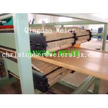 Holzplastik-zusammengesetzte Tür-Verdrängungs-Maschine