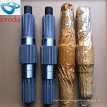 Peças para dumper Terex em aço inoxidável pto shaft15245600