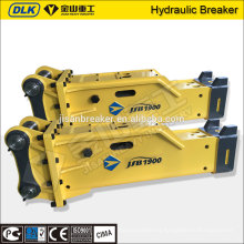 High quality excavator used hydraulic jack hammer for PC200 PC300 PC400 excavators