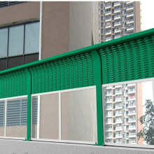 Acrylic Clear Sound Protection Barrier Panel