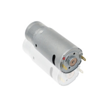 12v Spur Geared Micro 390 Brush Motor