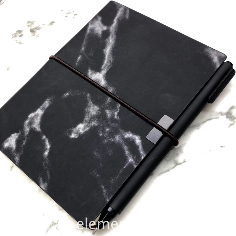 Marble Thermo Embossed Pu Leather
