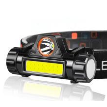 Farol LED recarregável magnético USB