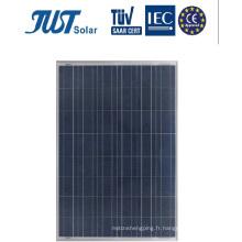 165W poly panneaux solaires, système solaire avec la meilleure qualité