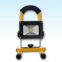 Factory directly sale for Portable Led Flood Light small led rechargeable dimmable spot light export to India Factories