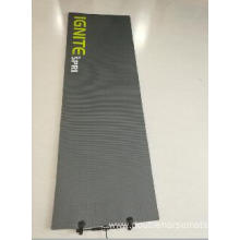 NBR silk printed sports mat