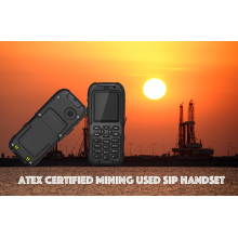 ATEX Certified Mining Used SIP Handset