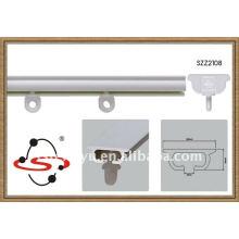Pvc Schiebeecke oder Outdoor-Vorhang Track