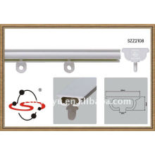 pvc sliding corner or outdoor curtain track
