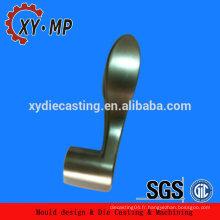 Nouveaux produits en gros ménagère pièce de rechange moulage sous pression pièces de meuble accessoires en alliage de zinc accessoire