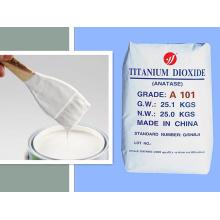Titanium Dioxide Anatase A101 Used for Paints