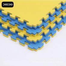 Реверсивный шаблон головоломки Tatatmi 100cmX100cm 3 см толщиной коврик Пазл