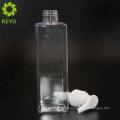 200ml 300ml plastic reusable shampoo bottles clear or frost 300ml shampoo bottles