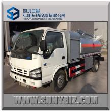 6000L Isuzu 600p 120HP Gasolina Bowser