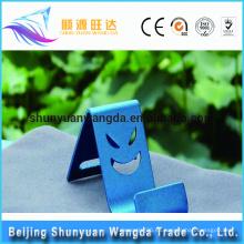 Soporte al por mayor del teléfono móvil del metal del sostenedor del soporte del teléfono de la venta al por mayor