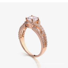Модные новые украшения ювелирных изделий алмаз обручальное кольцо dainty обручальные кольца конструкции для женщин