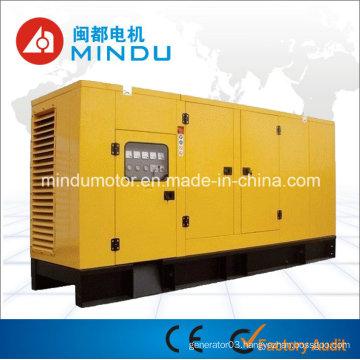 50Hz 60Hz 120kVA Yuchai Diesel Power Generator Set