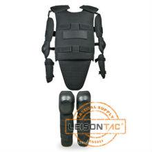 Recém-desenvolvido simplificado polícia anti-motim Suit