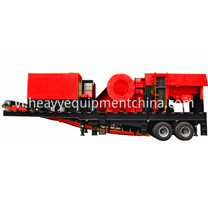Building Waste Crusher For Sale