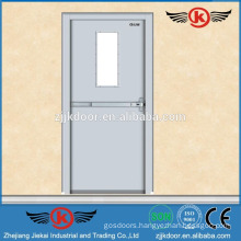 JK-F9005 Glass Fireproof Door Fire Rated Resistant Door