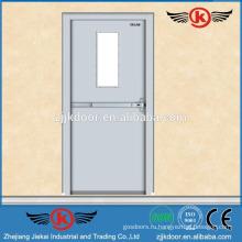 JK-F9005 Стеклянная противопожарная дверь с огнестойкой дверью