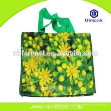 China productos personalizados pp no tejido bolsa de la compra
