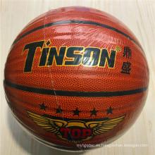 Baloncesto Modificado para requisitos particulares Deporte-Resistiendo Calidad 8pieces baratos # 4 # 6 # 7 # Baloncesto de la PU de la onda