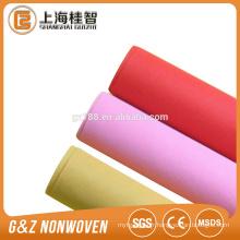 100% PP tissu non-tissé spunbond polyester viscos pour animaux de compagnie