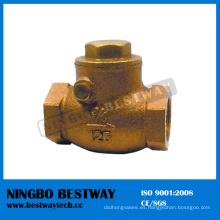 Fabricante de válvula de retención de bronce (BW-Q11)