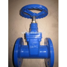 5'' ggg40 body non-rising stem resilient soft seated gate valve BS 5163