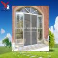 Isolierung Stealth Anti-Moskito Insekt-resistenten Vertrauenszwanzig Jahre Qualität garantieren Glasfaser-Fenster-Screening