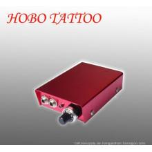 Neues Design Mini und konkurrenzfähiger Preis Aluminium Tattoo Netzteil